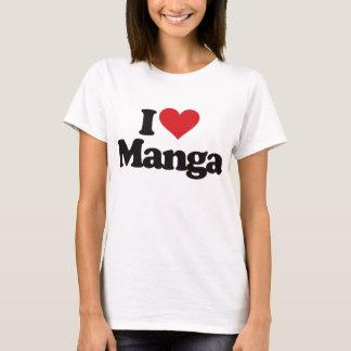 I Love Manga T-Shirt