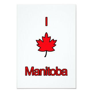 I Love Manitoba Card