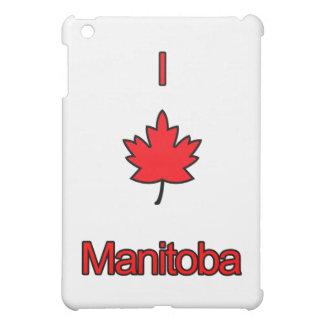 I Love Manitoba iPad Mini Case