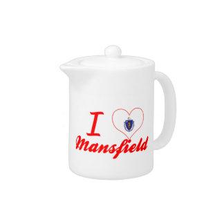 I Love Mansfield, Massachusetts