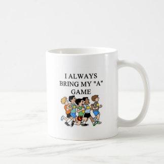 i love marathons mug