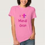 I Love Mardi Gras T-Shirt
