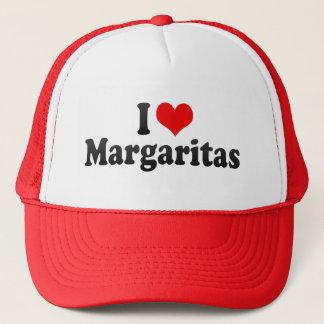 I Love Margaritas Trucker Hat
