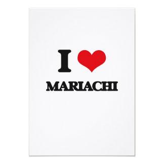 I Love MARIACHI Announcements