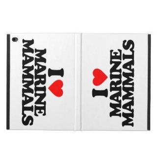 I LOVE MARINE MAMMALS POWIS iPad AIR 2 CASE