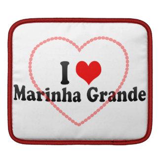 I Love Marinha Grande, Portugal MacBook Air Sleeve
