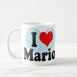I love Mario Coffee Mug