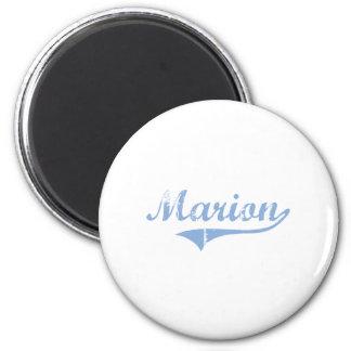 I Love Marion North Carolina Magnet