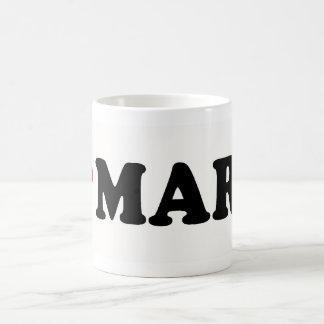 I LOVE MARK COFFEE MUG