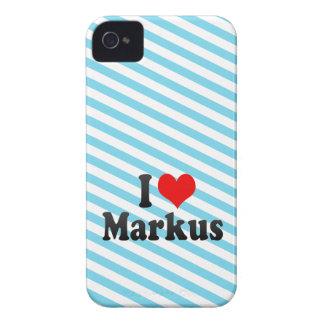 I love Markus Case-Mate iPhone 4 Cases
