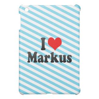 I love Markus iPad Mini Covers
