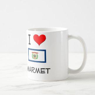 I Love Marmet West Virginia Classic White Coffee Mug
