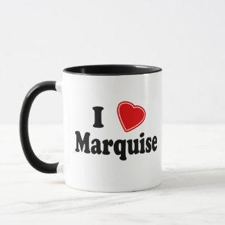 I Love Marquise Mug
