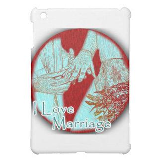 I Love Marriage Love iPad Mini Cases