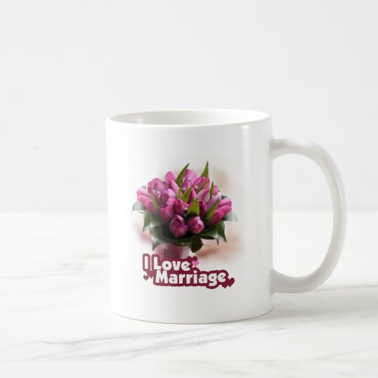 I Love Marriage Matrimony Coffee Mug