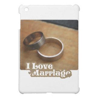 I Love Marriage The Rings Please iPad Mini Case
