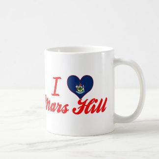 I Love Mars Hill, Maine Mugs