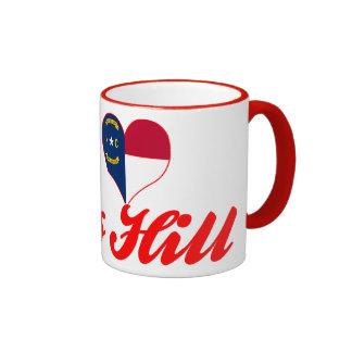 I Love Mars Hill, North Carolina Coffee Mugs