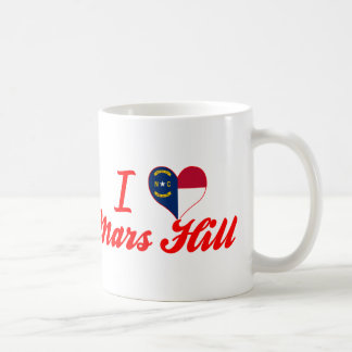 I Love Mars Hill, North Carolina Mug