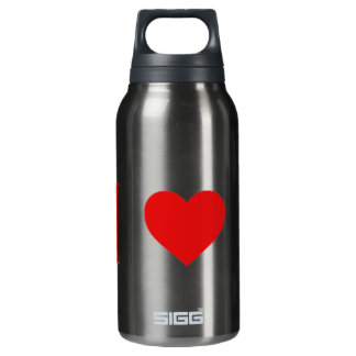I Love Mars Insulated Water Bottle