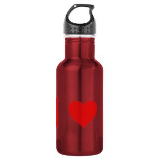 I Love Mars 18oz Water Bottle