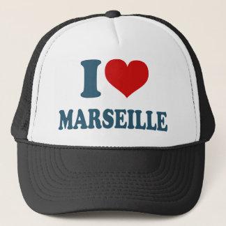 I Love Marseille Trucker Hat