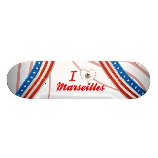 I Love Marseilles, Illinois Skateboards