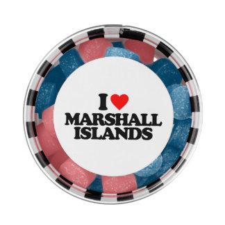 I LOVE MARSHALL ISLANDS GUM