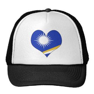 I Love Marshall Islands Trucker Hat