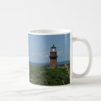 I Love Martha's Vineyard Gay Head Light House Mug