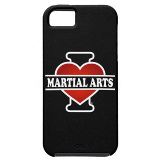 I Love Martial Arts iPhone 5 Cover