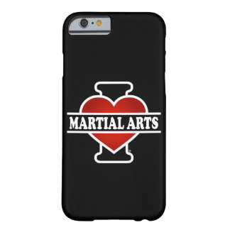 I Love Martial Arts Barely There iPhone 6 Case