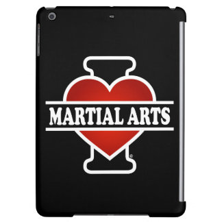 I Love Martial Arts Cover For iPad Air