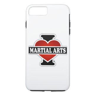 I Love Martial Arts iPhone 7 Plus Case
