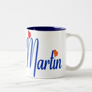 I love Martin Mug