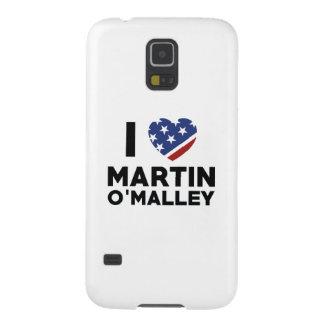 I Love Martin O'Malley Case For Galaxy S5