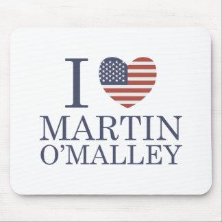 I Love Martin O'Malley Mouse Pad