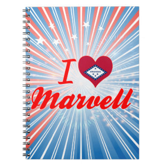 I Love Marvell, Arkansas Notebooks