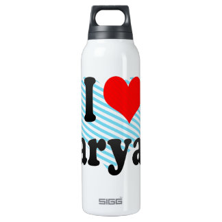 I love Maryam 16 Oz Insulated SIGG Thermos Water Bottle