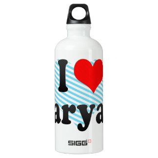 I love Maryam SIGG Traveler 0.6L Water Bottle