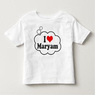 I love Maryam Tees