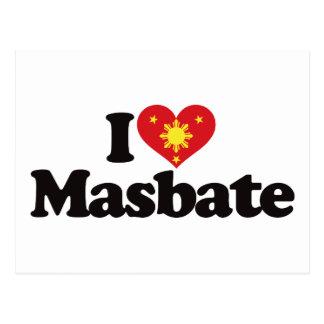 I Love Masbate Postcard