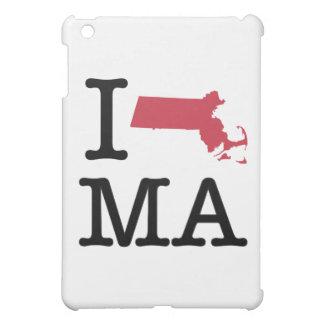 I Love Massachusetts Case For The iPad Mini