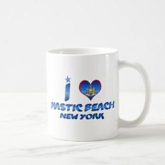 I love Mastic Beach New York Coffee Mug