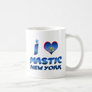 I love Mastic New York Coffee Mug