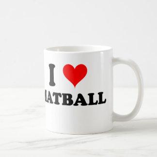 I Love Matball Mugs