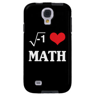 I Love Math Galaxy S4 Case