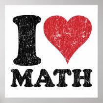 I (Love/Heart) Math