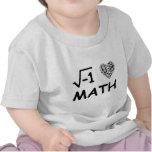 I love math tees