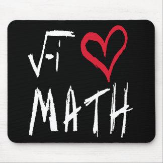 I love Math Tote Mousepad